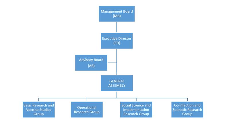 ARNTD Organizational Structure